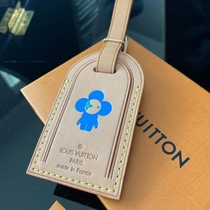 Louis Vuitton Vivienne Luggage Tag